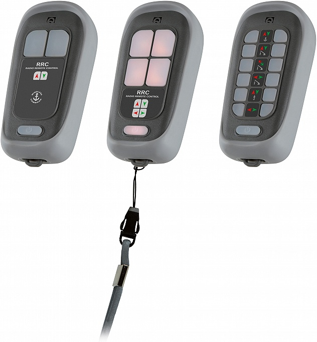 Hand held transmitters