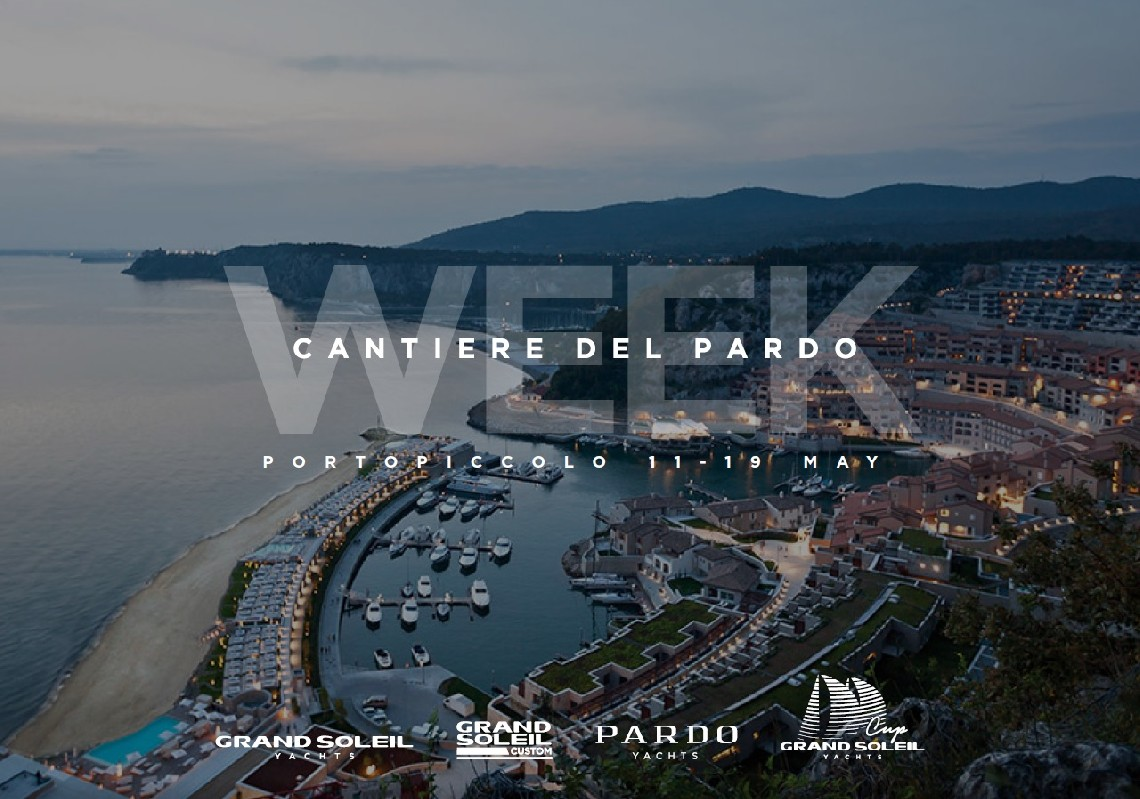 QUICK SPA AT THE CANTIERE DEL PARDO WEEK WITH THE MC²X GYRO STABILIZER
