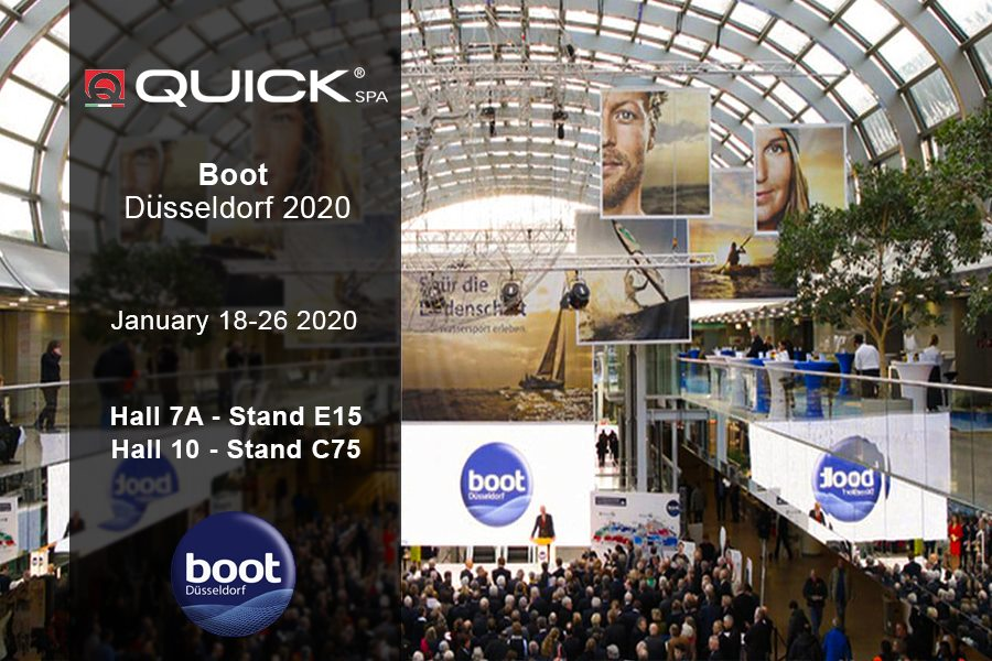 Quick Spa al Boot Düsseldorf 2020