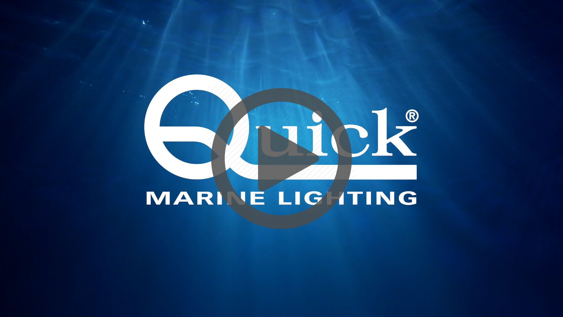 Quick Marine Lighting by Quick Spa: il nuovo video