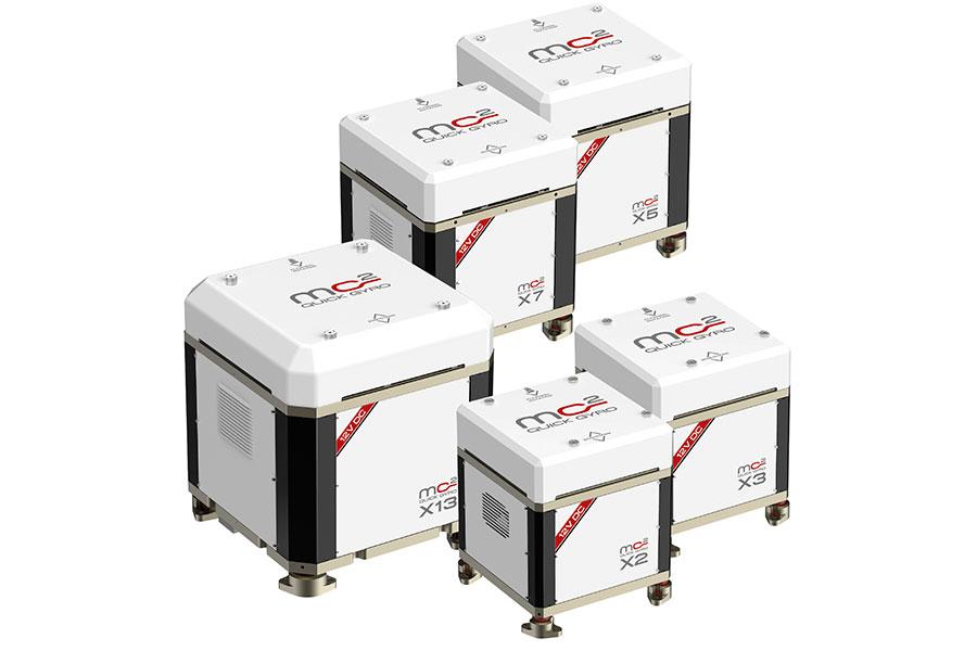 Presentata a Genova la gamma degli STABILIZZATORI GIROSCOPICI MC² QUICK GYRO DC.