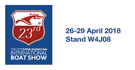 Quick Spa al SHANGHAI INTERNATIONAL BOAT SHOW