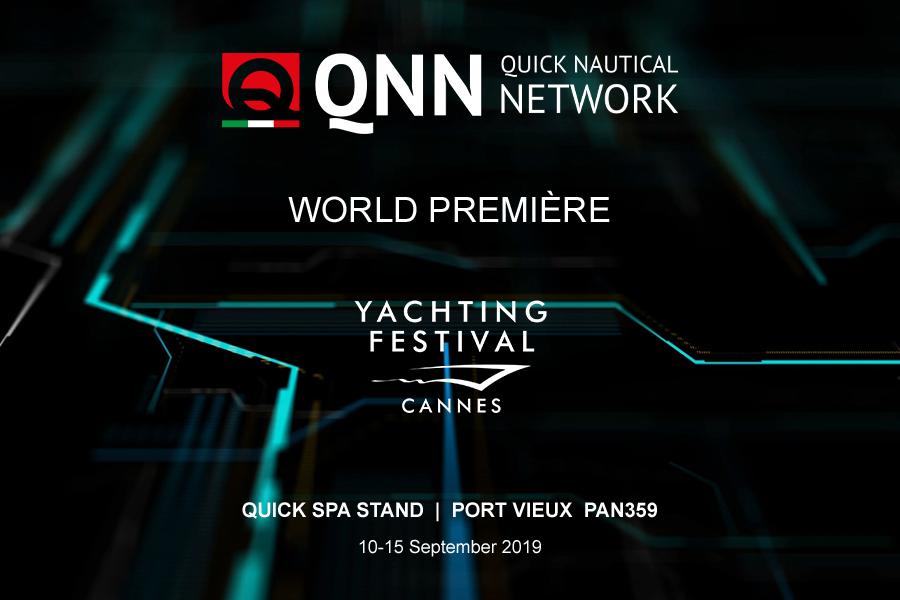 World premiere of QNN - Quick Nautical Network